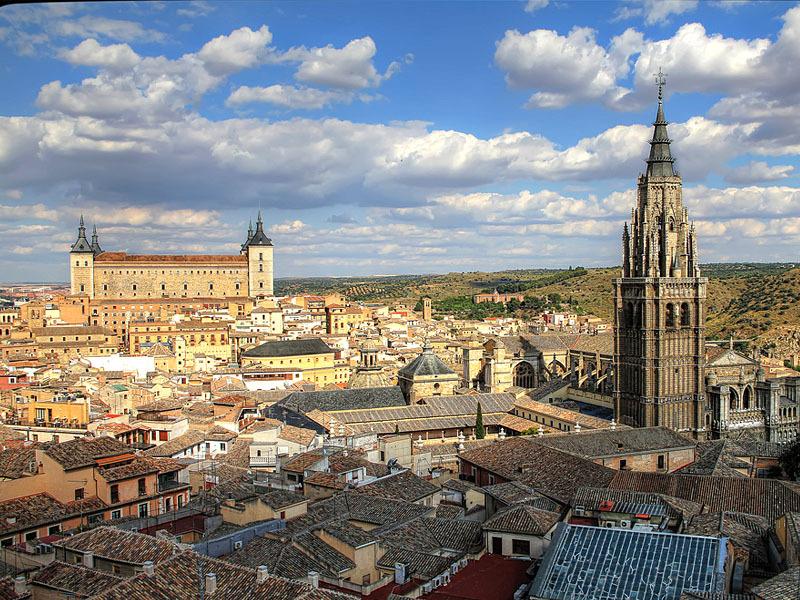 Turismo en toledo ciudad for Oficina de turismo de toledo capital