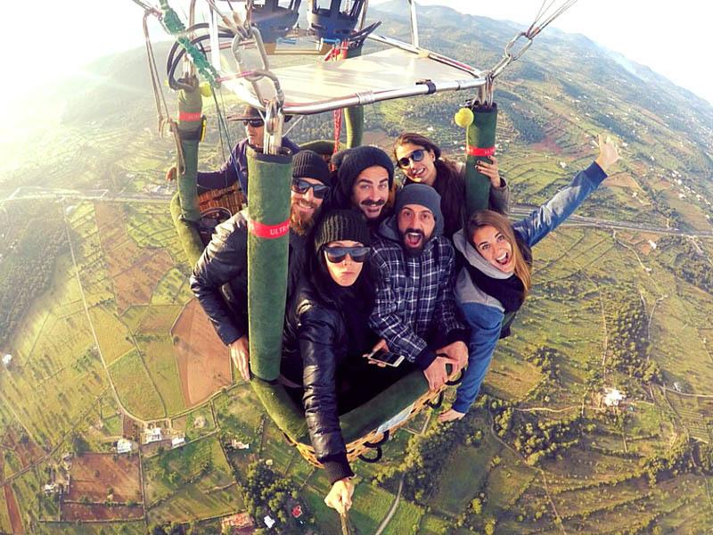 Excursiones y tours a paseo en globo por ibiza - Paseo en globo valencia ...