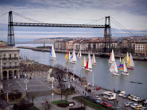 Excursion in Sailboat by the Ría de Bilbao - 3 Hours