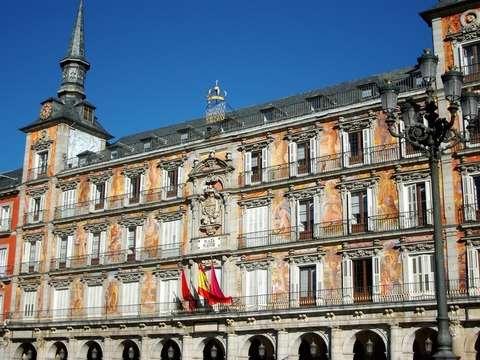 Panoramic Tour of Madrid and Reina Sofía Museum