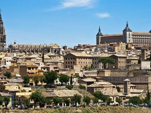 Toledo Half Day from Madrid