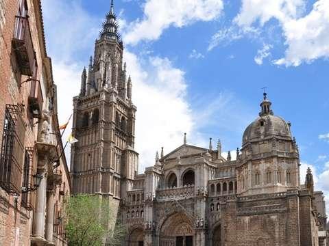 Toledo a Su Aire Monumental desde Madrid