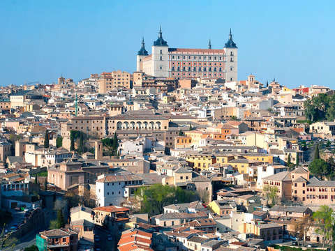 Toledo Full Day from Madrid With Tourist Lunch