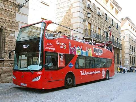 Toledo, Visit by Your Account + A Return by Bus Discovered