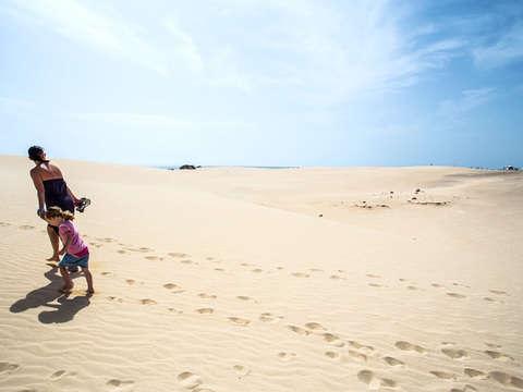 Dunes of Fuerteventura