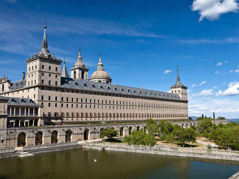 Escorial and Valley of the Fallen