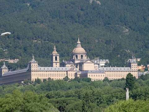 Escorial, Valley of the Fallen and Toledo