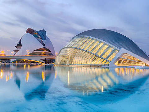 Valencia Tourist Card - 24 Hours