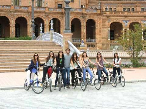 Seville Cultural and Historical Bicycle
