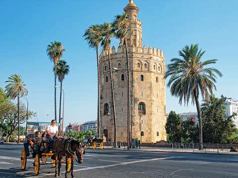 Sevilla Monumental + Tickets *