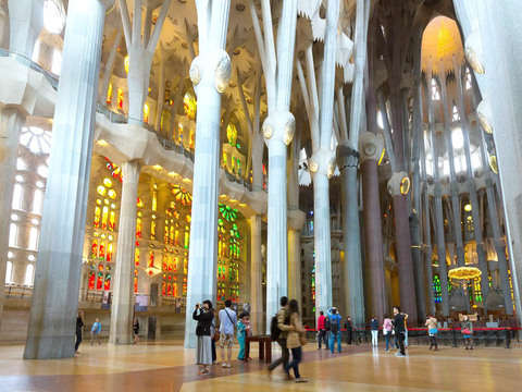 Barcelona: Sagrada Familia - Quick Access