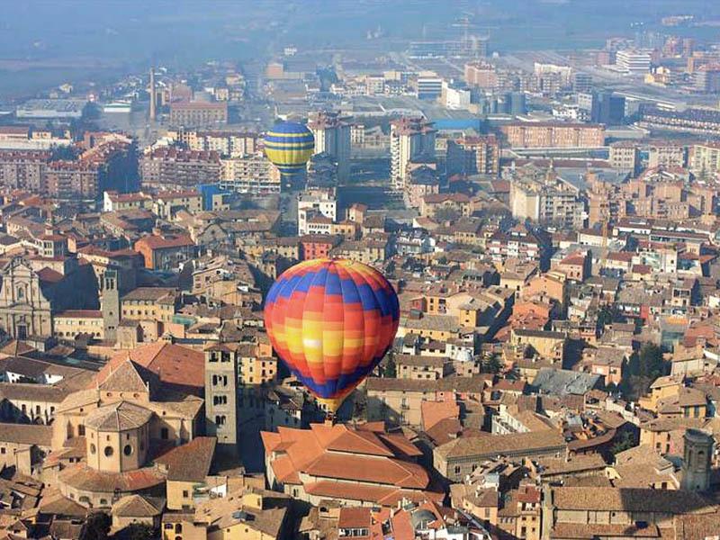 Excursiones y tours a paseo en globo por barcelona - Paseo en globo valencia ...