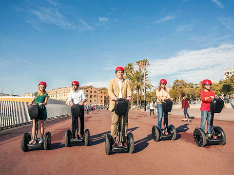Segway Tour - Experience Ham