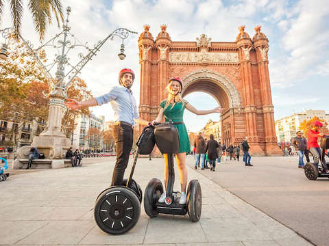 Segway Tour - 3 Hours