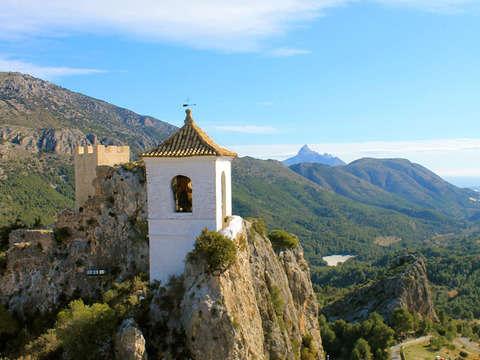 Visita Guadalest & Fuentes del Algar