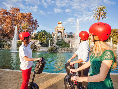 Segway Tour - 1.5 Hours