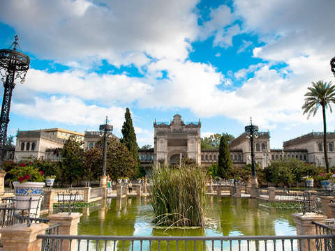 Majestic Seville + Flamenco Show