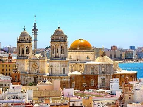 From Seville: Jerez and Cádiz - Full Day Excursion
