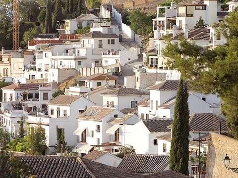 Fascinating Granada + Albaicín + Sacromonte