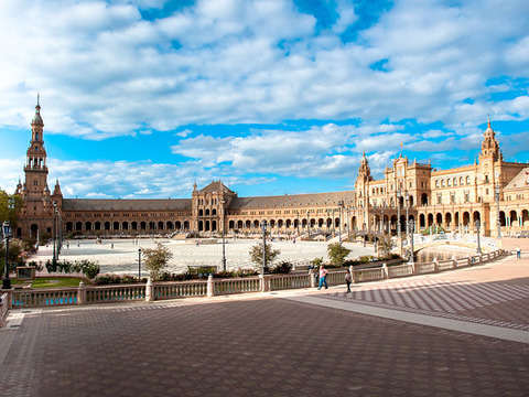 Sevilla: Recorre la Ciudad en el Bus Turístico