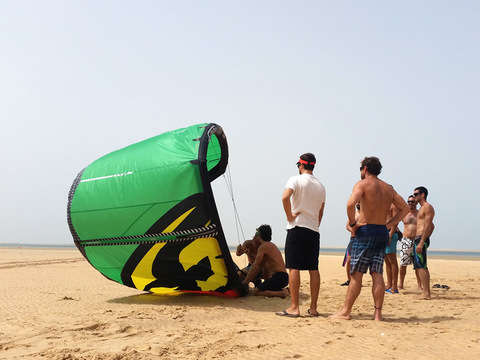 Class in Kitesurfing Group