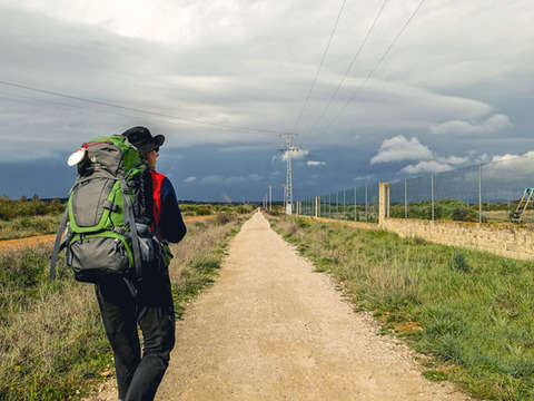 Camino de Santiago - French Way Lux