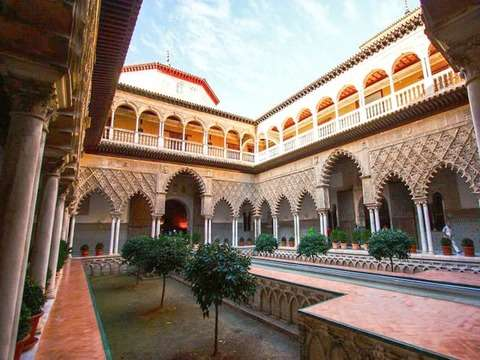 Super Combo: Cathedral and Alcazar of Seville in One Day