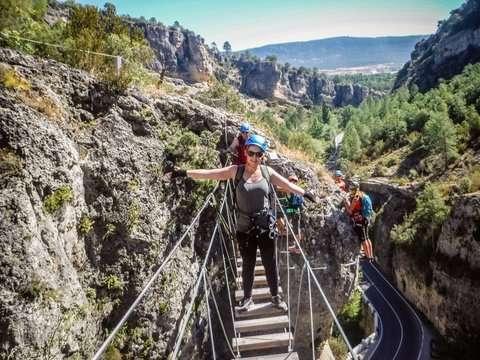 Trekking Via Ferrata