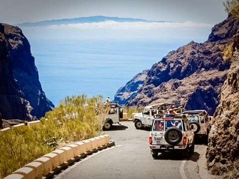 Half Day Al Teide Tour on Jeep Off Road