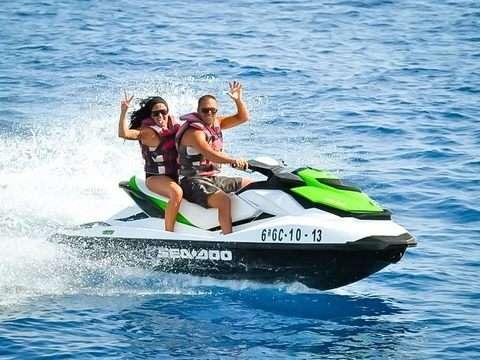 Jet Ski from Puerto Rico