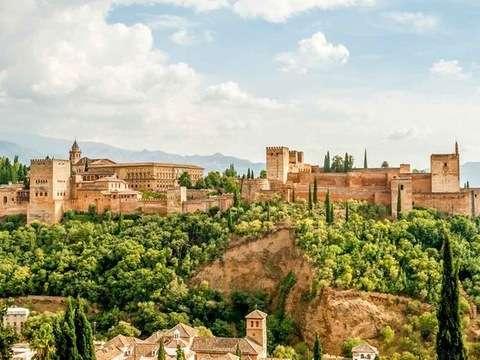 Visita a Granada desde Sevilla