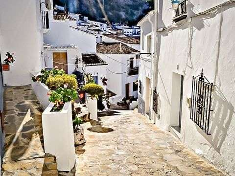 Visit to the White Villages from Seville