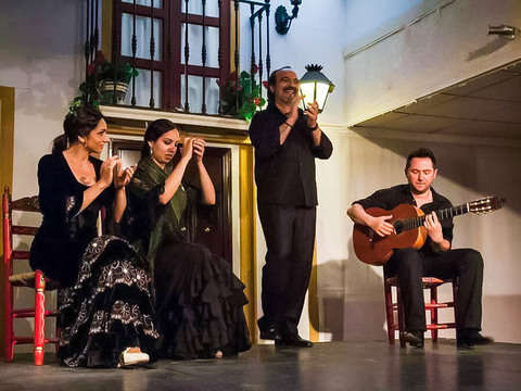 Flamenco Tour Sevilla