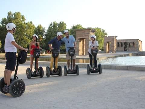 Guided 60-minute Segway Tour of Madrid