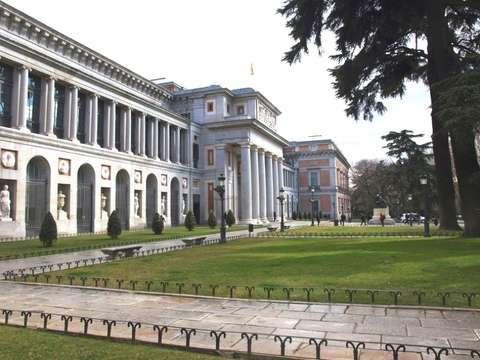 Tour to Museo del Prado and Reina Sofía