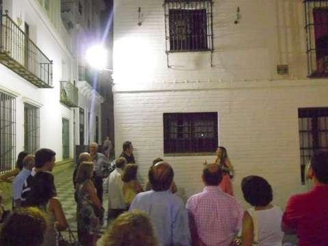 """""""Esencias y Presencias"""" - Theatralized Night Route"""