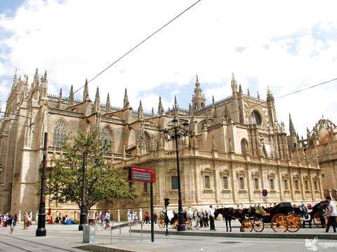 Catedral de Sevilla Cofrade
