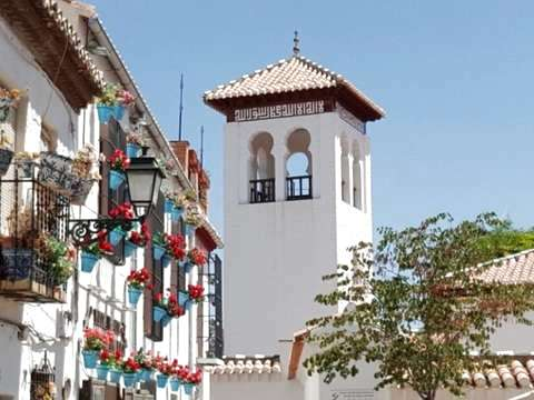 Tour Albaicín & Sacromonte