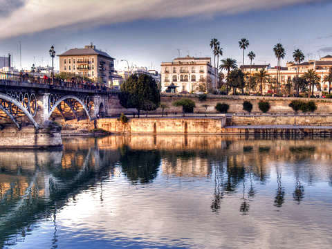 Discover Seville from Madrid in 1 Day