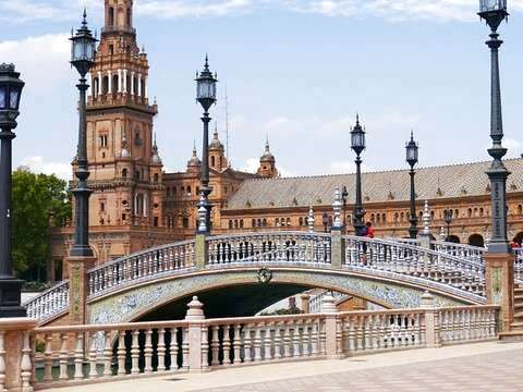 Discover Seville in 1 Day (From Córdoba)