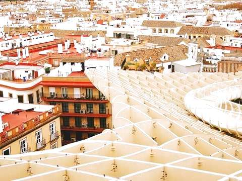 Discover Seville in 1 Day (From Málaga)