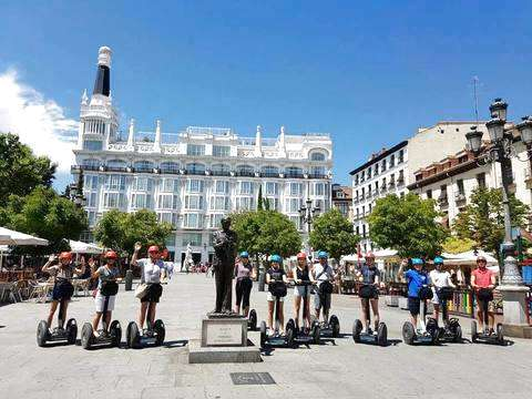 Segway Tour - Historical Madrid