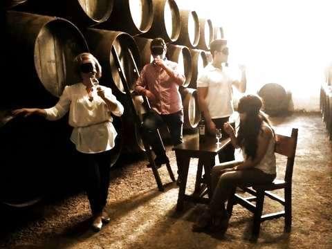 Wine sensations in Jerez