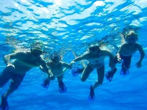 Snorkeling in Isla de Tabarca