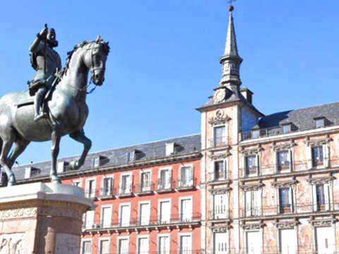 Paseo por Madrid Histórico a Pie