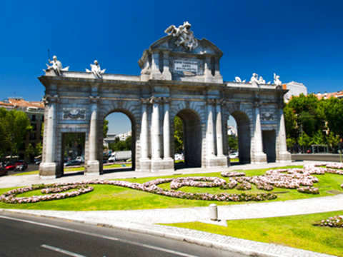 Visita a Madrid - Bus + Walking Tour