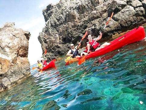 Kayak + Senderismo