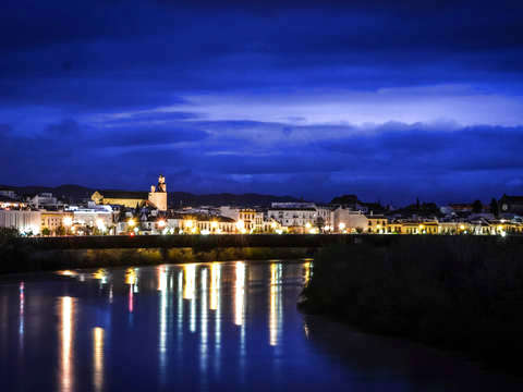 Tour Córdoba At Nightfall