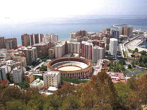 Málaga - Historical Center + Cathedral