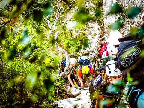 Vias Ferratas in Desfiladero de la Hermida - Picos de Europa